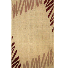Sisal Dawn 4682 Bordeaux
